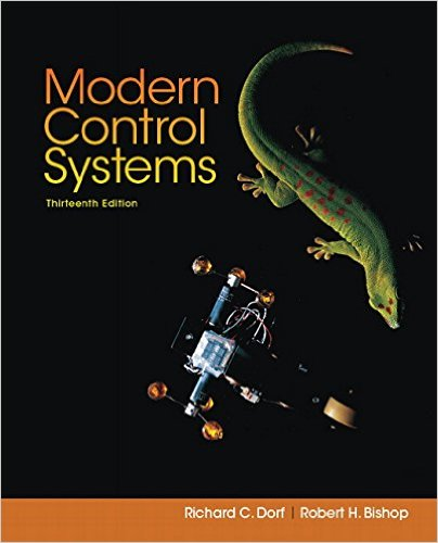 Homework solutions for modern control systems by dorf